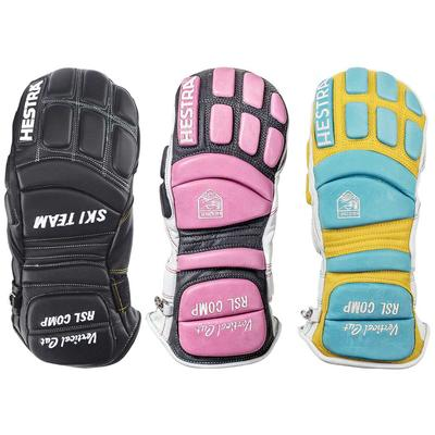 Hestra Mitts are on every ski racer's wish list.