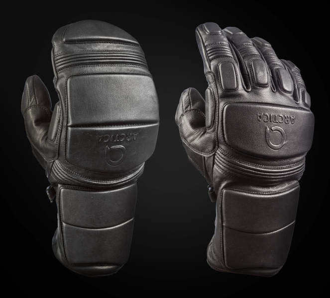 Arctica Race Gloves and Mitts