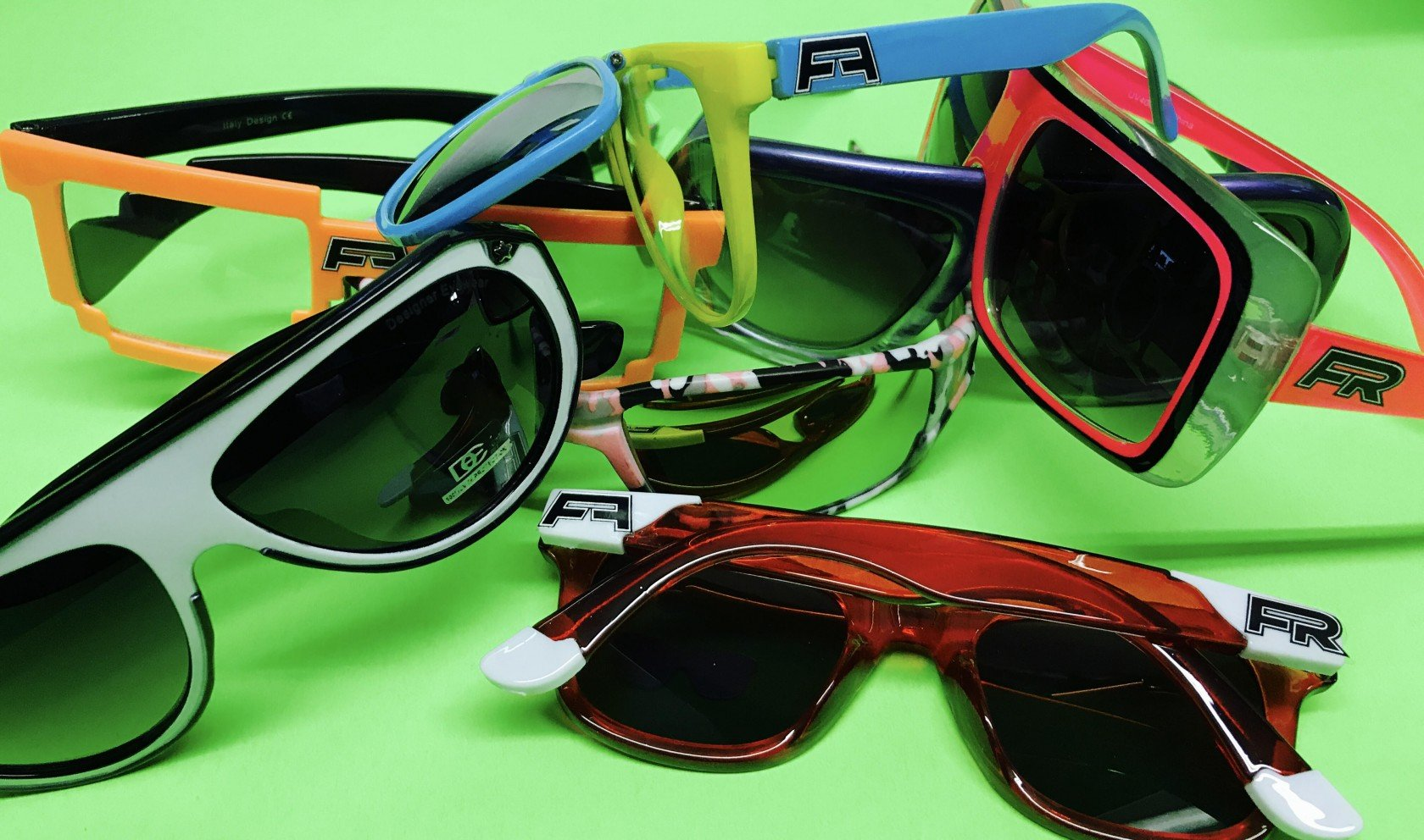 In addition to Arctica at Mt Hood Govi 1 Stop Shop , you can also buy a fun pair of Fuxi sunglasses for on the glacier.