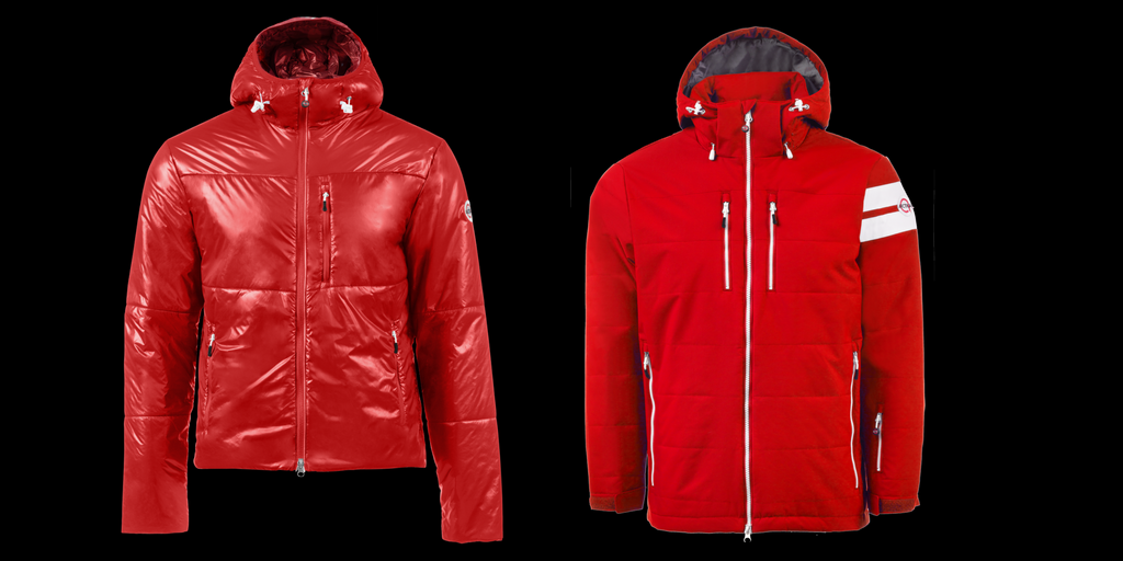 These red Arctica jackets make great team jackets.