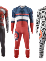 Top 5 ski racing suits for men from Arctica
