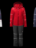 Technical performance outerwear from Arctica - The GT jacket and pants and Targa jacket.