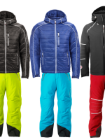 Arctica apparel features high performance insulation to keep you warm.