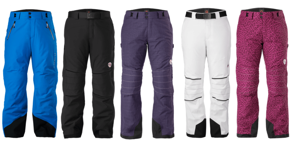 Arctica side zip ski pants are one of our #1 picks to wear for the best ski racing season ever