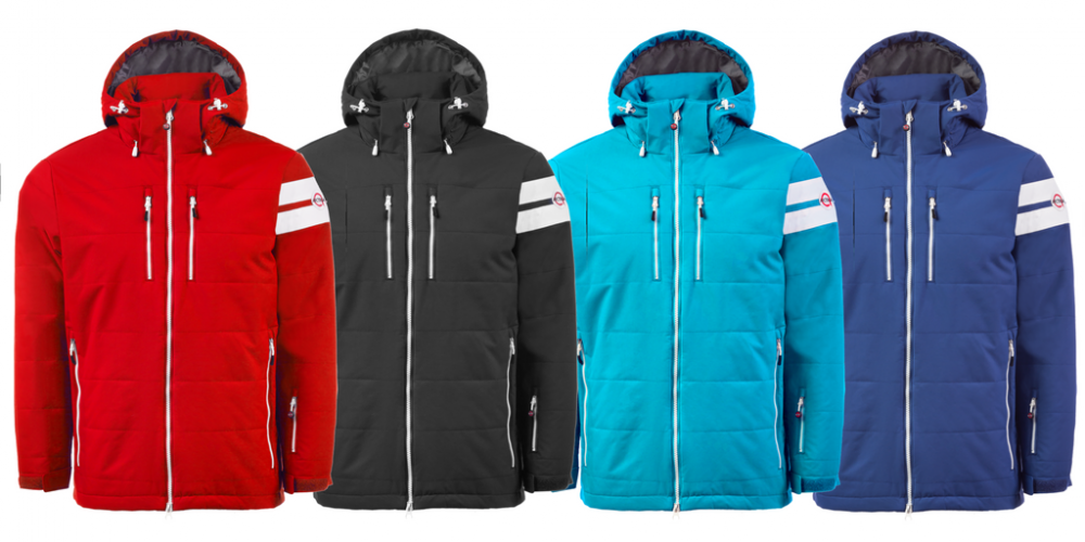 The Arctica Comp jacket makes a great winter jacket.