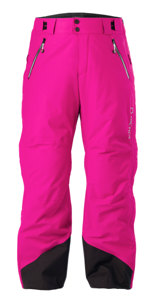The Arctica ski pants that put colored full side zip pants on the map.