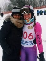 Ski racing moms are the best.