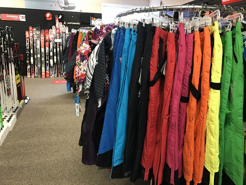 You can buy ski racing gear from Arctica and many others at Rodger's Ski & Sport in New Hampshire.