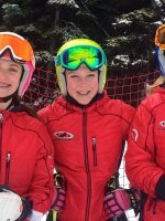 Red Mountain Racers in Arctica Team Jackets