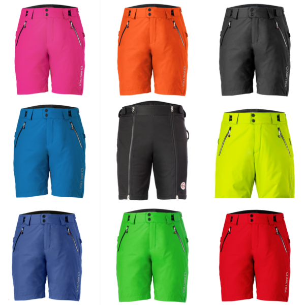 Training shorts are spring skiing essentials