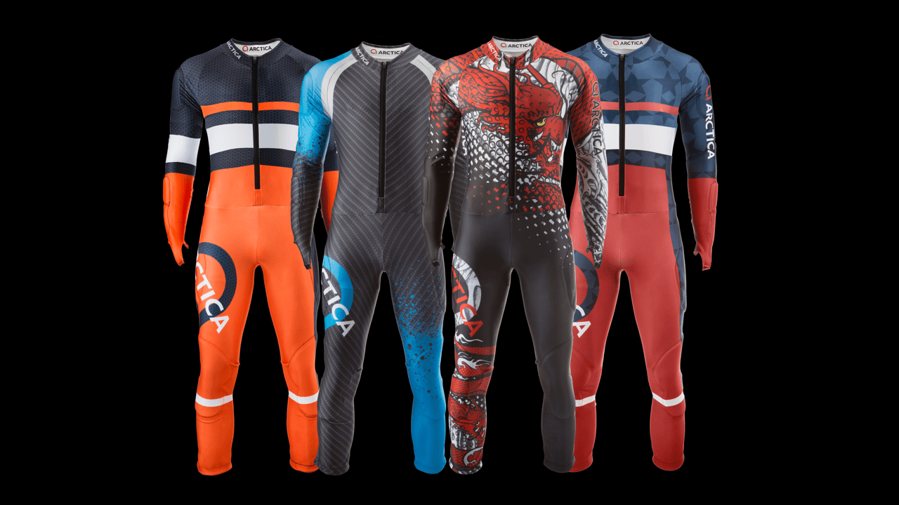 Boys Speed Suits